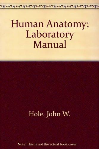9780697012340: Human Anatomy: Laboratory Manual