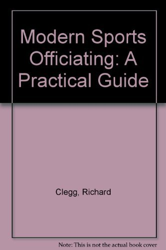 9780697013446: Modern Sports Officiating: A Practical Guide