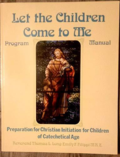 Let the Children Come to Me (Program: Reverend Thomas L.