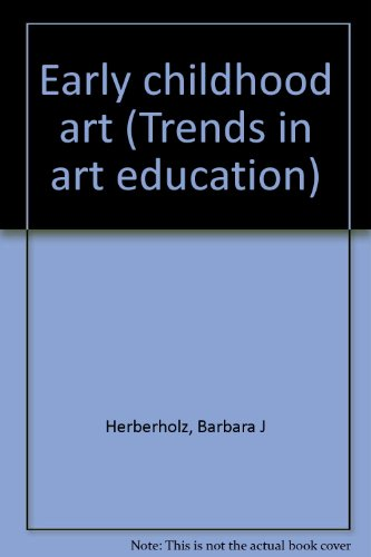 9780697032416: Early childhood art (Trends in art education)