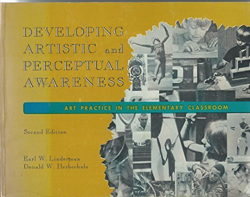9780697032843: Developing Artistic and Perceptual Awareness (Art Practice in the Elementary Classroom)