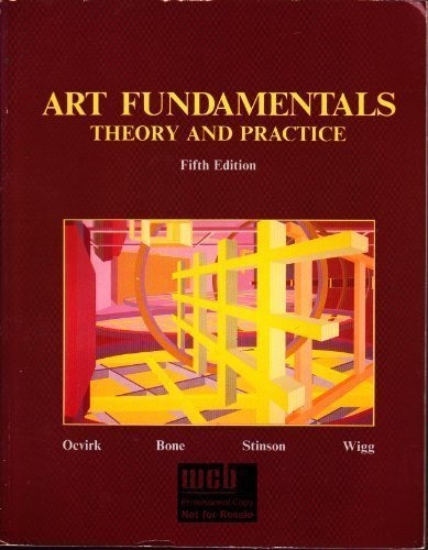 9780697033161: Art Fundamentals: Theory and Practice