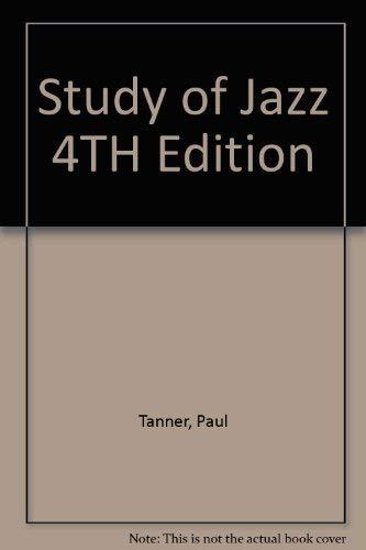 9780697034427: A study of jazz