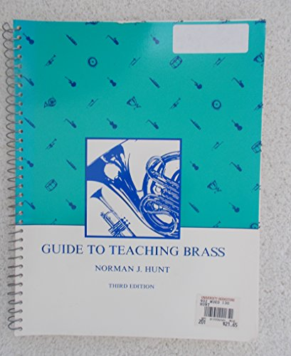 9780697034847: Guide to Teaching Brass