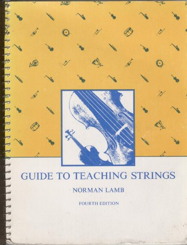 9780697035394: Guide to teaching strings (Music series)