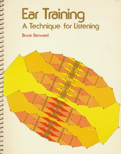 9780697035509: Ear training: A technique for listening