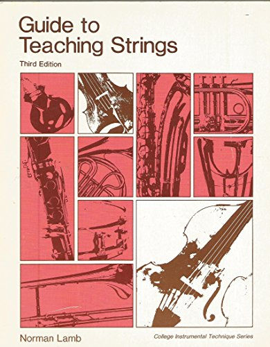9780697036032: Guide to teaching strings (Music series)