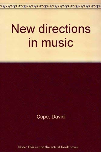 9780697036070: New directions in music
