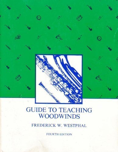 9780697036094: Guide to Teaching Woodwinds (4th Edition)
