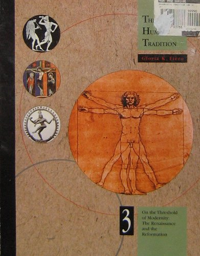 9780697037886: Humanistic Tradition: Vol 3 (The Humanistic tradition)