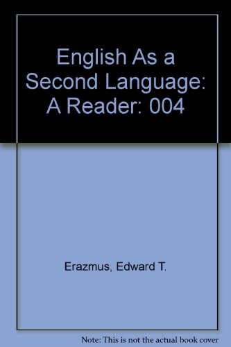 9780697039583: 004: English As a Second Language: A Reader