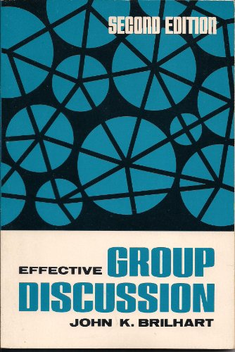 9780697041449: Effective Group Discussion, 2nd Edition