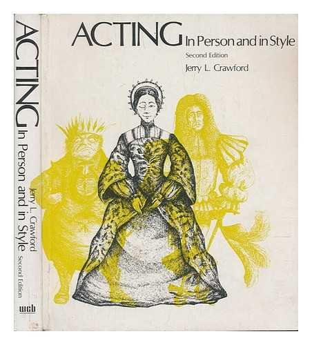 9780697041647: Acting, in person and in style