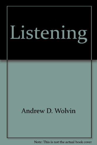 9780697041920: Listening