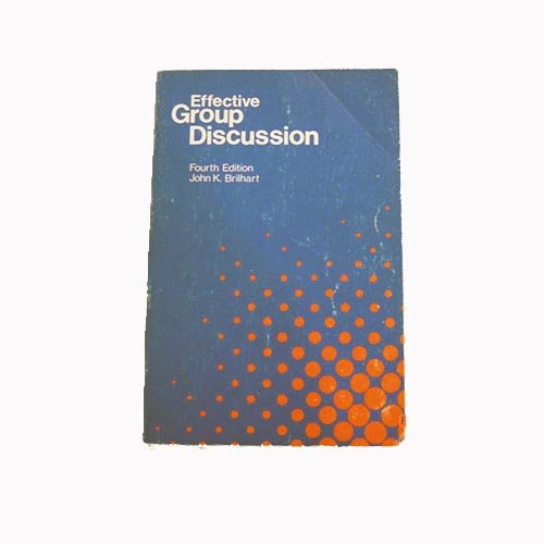 9780697041944: Effective Group Discussion, 4th Edition