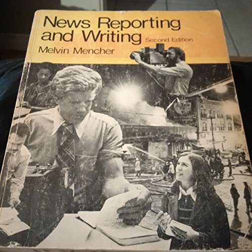 9780697043382: News reporting and writing