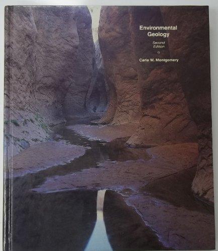 9780697043863: Environmental Geology