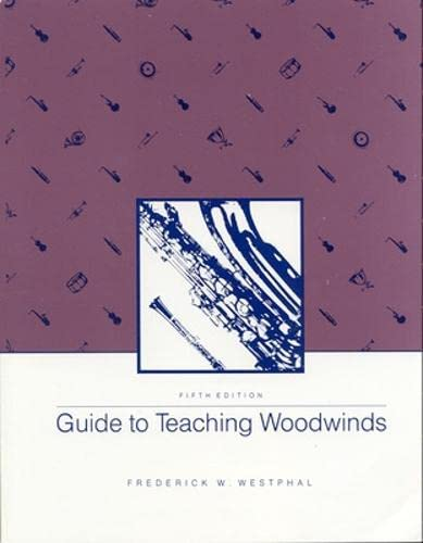 9780697043924: Guide To Teaching Woodwinds (5th Edition)