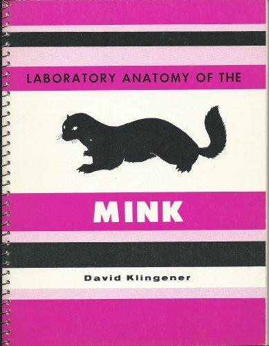 9780697046130: LABORATORY ANATOMY OF THE MINK
