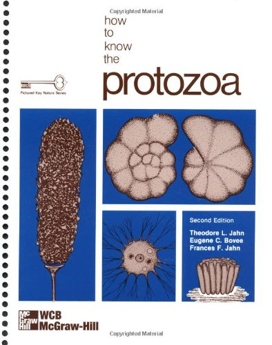 How to Know the Protozoa (Pictured Key: Theodore L Jahn,
