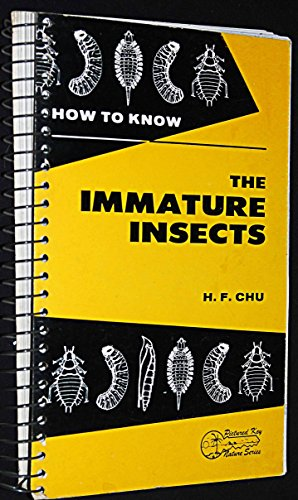 9780697048066: How to Know the Immature Insects