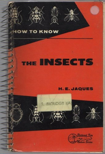 9780697048349: How to Know the Insects
