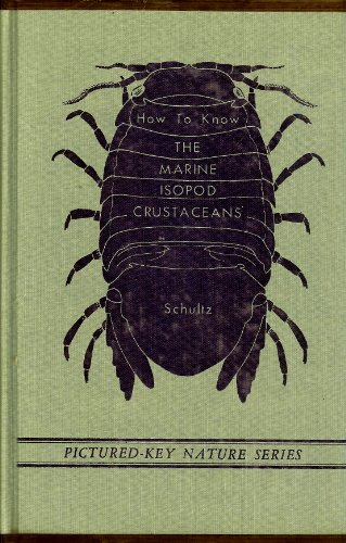 9780697048646: The marine isopod crustaceans (Pictured-key nature series)