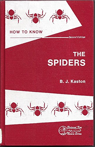 9780697048745: How to know the spiders (The Pictured-key nature series)