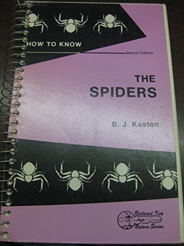 9780697048752: How to know the spiders (The Pictured-key nature series)