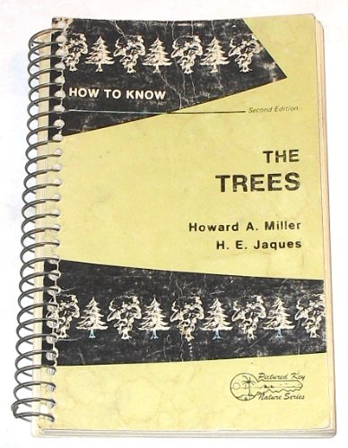 9780697048783: How to Know the Trees (Pictured-Key Nature)