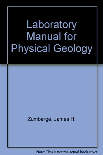9780697050434: Laboratory Manual for Physical Geology
