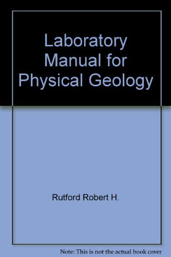 9780697050977: Laboratory manual for physical geology