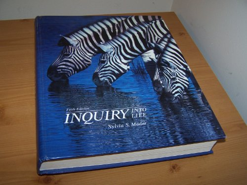 9780697051158: Inquiry into life