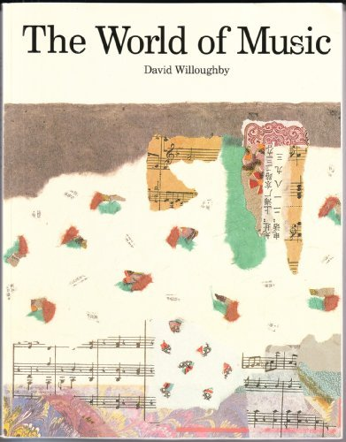 9780697051769: The World of Music