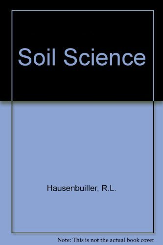 9780697058515: Soil science: principles and practices
