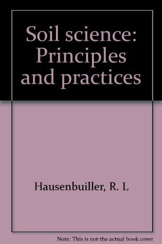 9780697058539: Soil science: Principles and practices