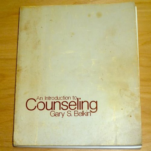 9780697060525: An introduction to counseling