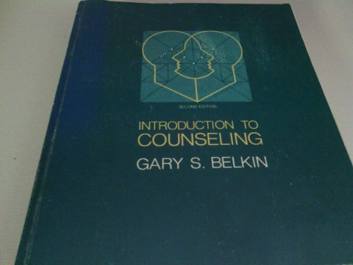 9780697060709: Introduction to counseling