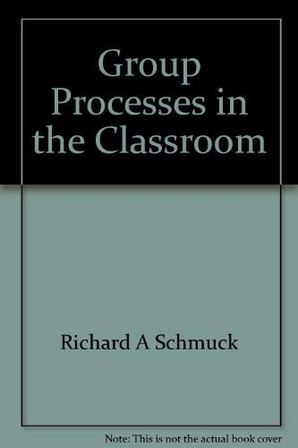 9780697060938: Group processes in the classroom