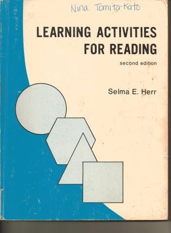 9780697061911: Learning Activities for Reading