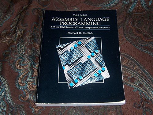 9780697062550: Assembly Language Programming