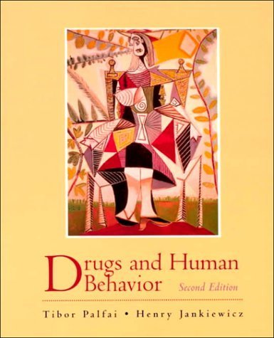 9780697064318: Drugs and Human Behavior