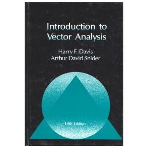 9780697068149: Introduction to Vector Analysis 5ED