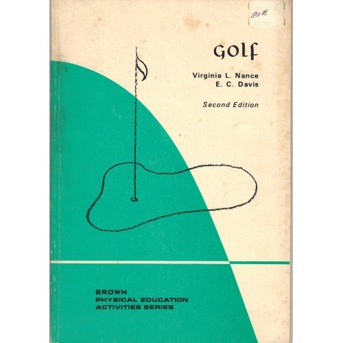 9780697070395: Golf (Physical education activities series)