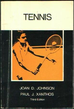 9780697070715: Tennis (Physical Education Activities Series), 3rd Edition