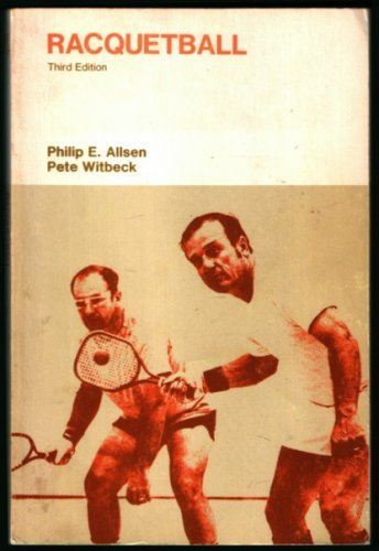 9780697071729: Racquetball (WM C BROWN SPORTS AND FITNESS SERIES)