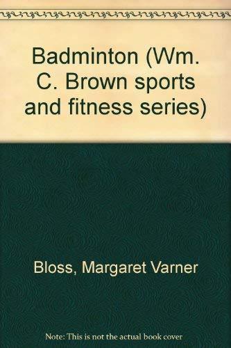 Badminton, 5th: Bloss, Margaret Varner; Hales, R. Stanton