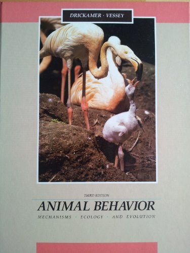 9780697074713: Animal Behavior: Mechanisms, Ecology, and Evolution
