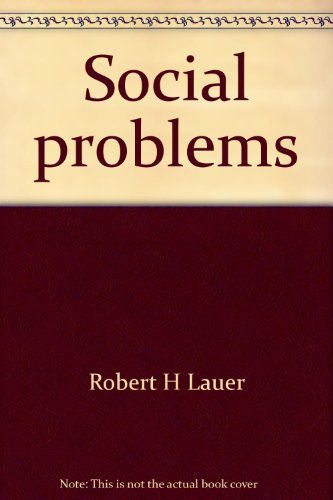 9780697075321: Social problems (Elements of sociology)