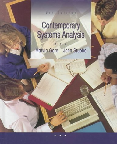 9780697076977: Contemporary Systems Analysis
